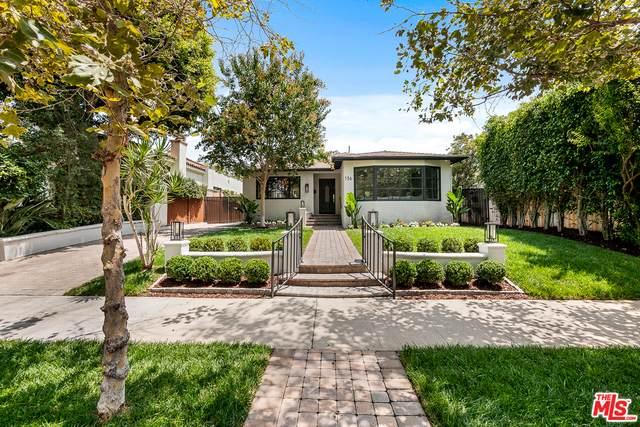 136 S Vista St, Los Angeles, CA 90036 (#20-614512) :: Randy Plaice and Associates