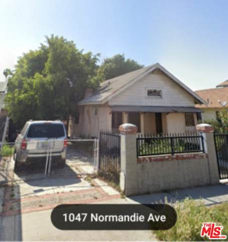 1047 S Normandie Ave, Los Angeles, CA 90006 (#20-614536) :: Randy Plaice and Associates