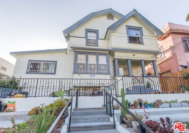 329 Witmer St, Los Angeles, CA 90017 (#20-614672) :: TruLine Realty