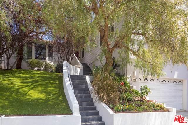 1960 Comstock Ave, Los Angeles, CA 90025 (#20-614714) :: Randy Plaice and Associates