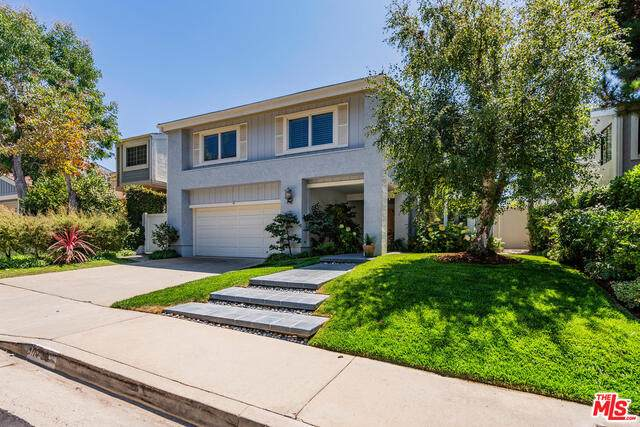 1736 Michael Ln, Pacific Palisades, CA 90272 (#20-615026) :: TruLine Realty