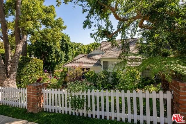 255 S Thurston Ave, Los Angeles, CA 90049 (#20-615100) :: Randy Plaice and Associates
