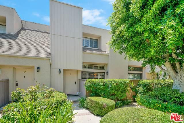 15173 Magnolia Blvd B, Sherman Oaks, CA 91403 (#20-615104) :: Randy Plaice and Associates