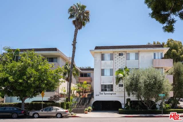 6174 Buckingham Pkwy #105, Culver City, CA 90230 (#20-615152) :: Randy Plaice and Associates