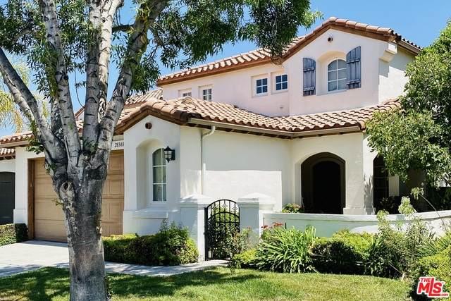 28348 Lobelia Ln, Valencia, CA 91354 (#20-615278) :: Randy Plaice and Associates