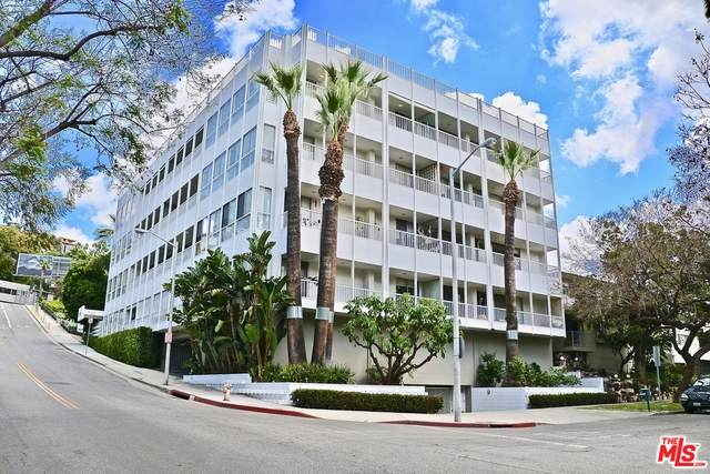 1400 N Sweetzer Ave #305, West Hollywood, CA 90069 (#20-615332) :: The Suarez Team