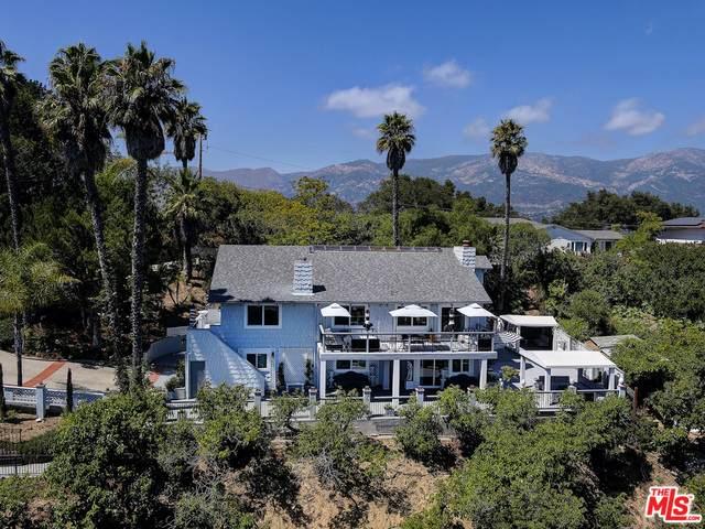 1485 La Cima Rd, Santa Barbara, CA 93101 (#20-615616) :: Lydia Gable Realty Group