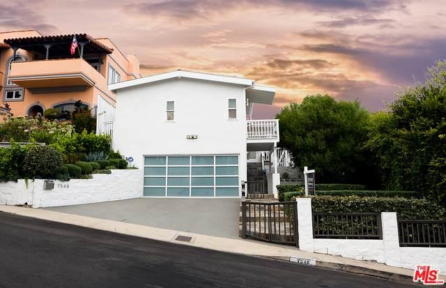 7548 Trask Ave, Playa Del Rey, CA 90293 (#20-615646) :: Randy Plaice and Associates