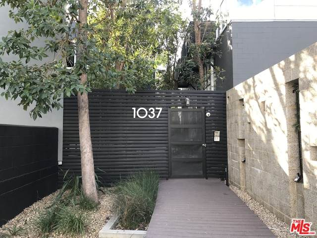 1037 N Laurel Ave #13, West Hollywood, CA 90046 (#20-615676) :: Randy Plaice and Associates