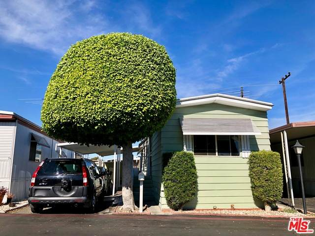 22600 S Normandie Ave #13, Torrance, CA 90502 (#20-615802) :: TruLine Realty