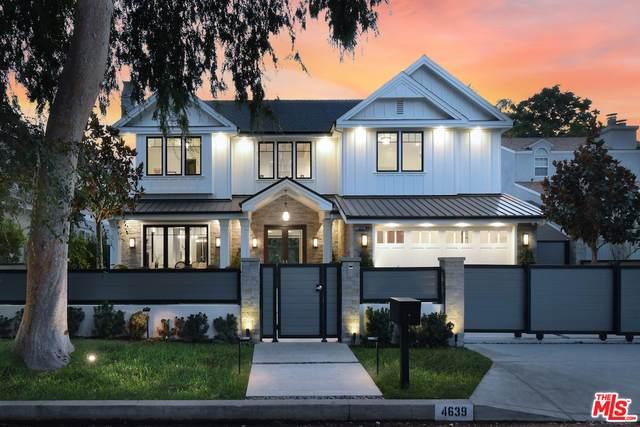 4639 Morse Ave, Sherman Oaks, CA 91423 (#20-615904) :: Randy Plaice and Associates