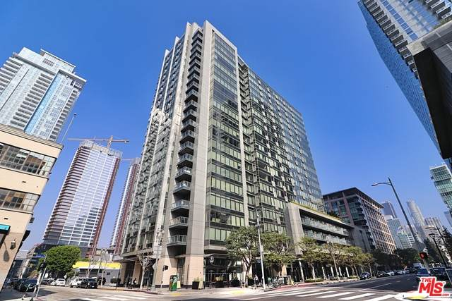 1155 S Grand Ave #325, Los Angeles, CA 90015 (#20-615982) :: Compass
