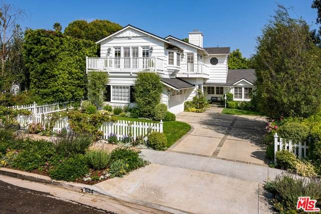 524 Muskingum Pl, Pacific Palisades, CA 90272 (#20-616012) :: The Parsons Team