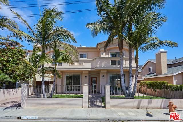 2213 Warfield Ave A, Redondo Beach, CA 90278 (#20-616114) :: Compass