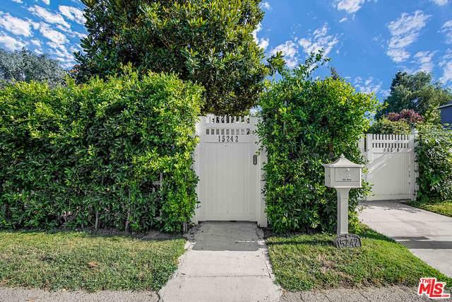 15242 Morrison St, Sherman Oaks, CA 91403 (#20-616216) :: Randy Plaice and Associates