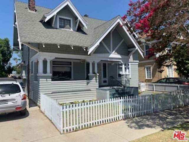 2807 S La Salle Ave, Los Angeles, CA 90018 (#20-616246) :: Randy Plaice and Associates