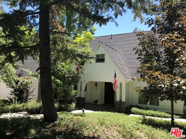 28231 N Shore Rd, Lake Arrowhead, CA 92352 (#20-616580) :: Randy Plaice and Associates
