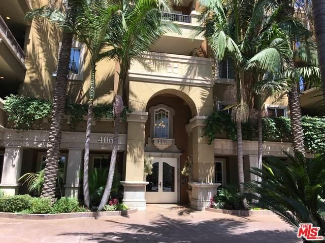 4060 Glencoe Ave #220, Marina Del Rey, CA 90292 (#20-616594) :: Randy Plaice and Associates