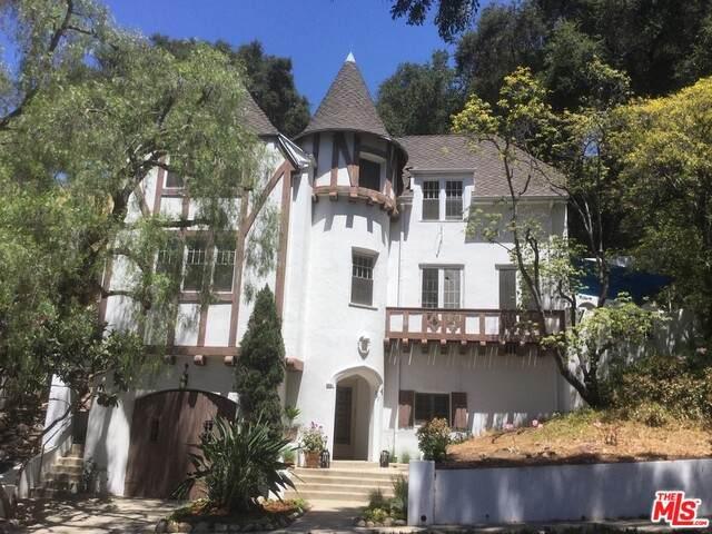 701 W Holly St, Pasadena, CA 91105 (#20-616890) :: HomeBased Realty