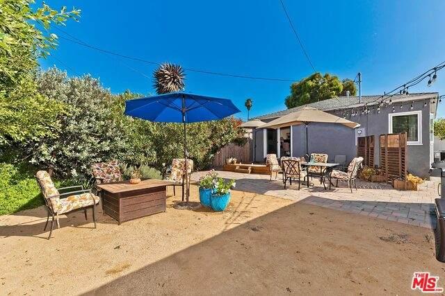 6023 Comey Ave, Los Angeles, CA 90034 (#20-617030) :: Randy Plaice and Associates
