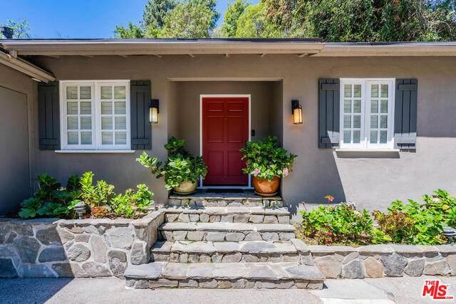 2145 Roscomare Rd, Los Angeles, CA 90077 (#20-617306) :: Randy Plaice and Associates