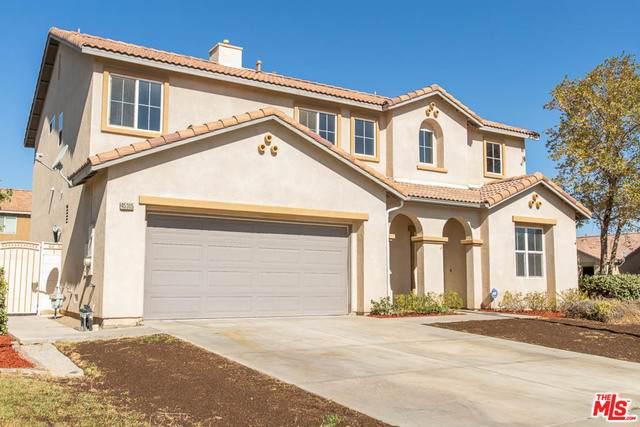 45305 Cedar Ave, Lancaster, CA 93534 (#20-617920) :: Randy Plaice and Associates
