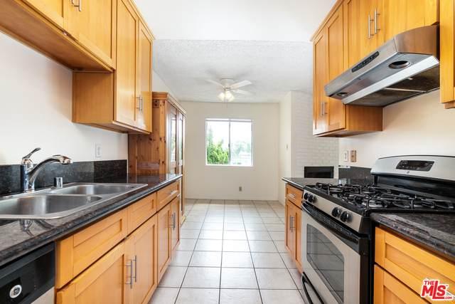 4350 Berryman Ave #15, Los Angeles, CA 90066 (#20-618524) :: Randy Plaice and Associates