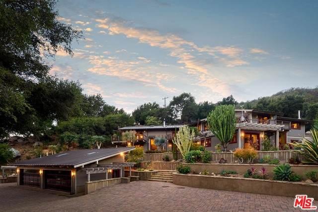 2260 San Marcos Pass Rd, Santa Barbara, CA 93105 (#20-618632) :: HomeBased Realty