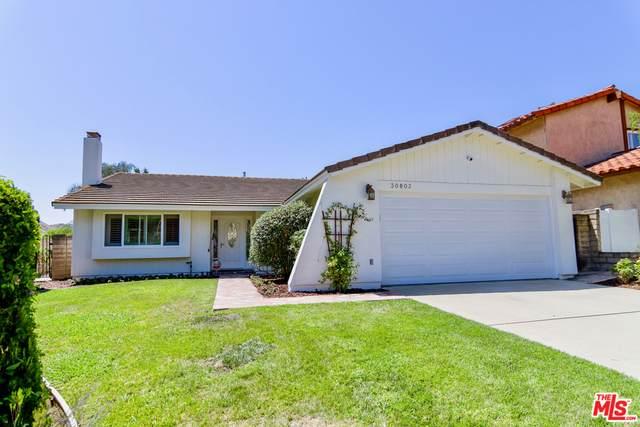 30802 Whim Dr, Westlake Village, CA 91362 (#20-619188) :: Compass