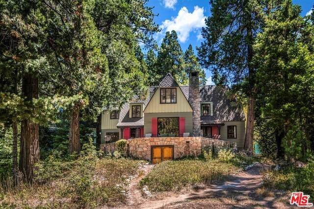 175 Cedar Cir, Lake Arrowhead, CA 92352 (#20-619268) :: Compass