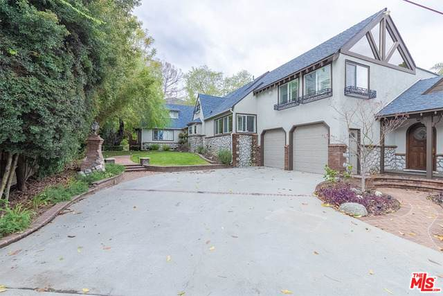5024 Hill St, La Canada Flintridge, CA 91011 (#20-619414) :: Compass