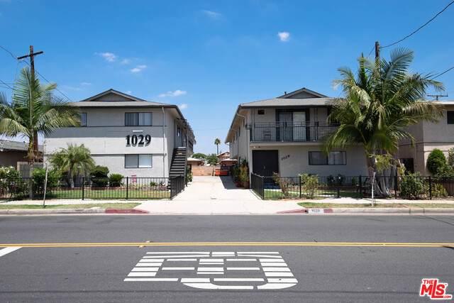 1029 W 161st St, Gardena, CA 90247 (#20-620824) :: HomeBased Realty