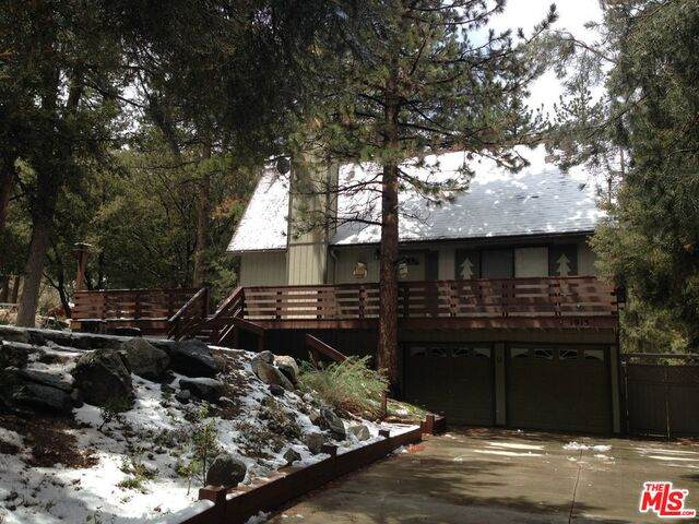 1913 Teton Way, Pine Mountain Club, CA 93222 (#20-621164) :: Berkshire Hathaway HomeServices California Properties