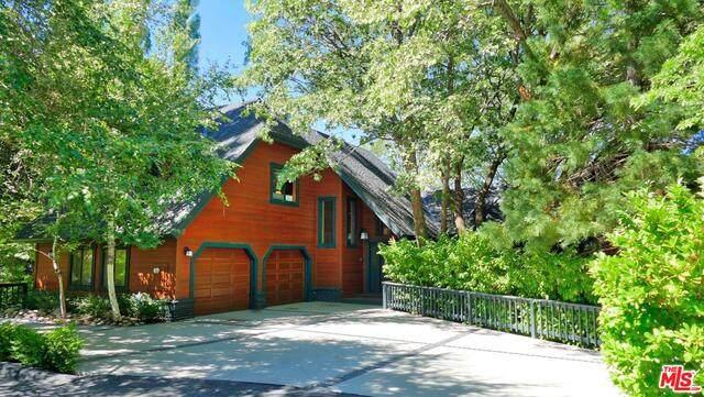 28965 Partridge Pl, Lake Arrowhead, CA 92352 (#20-621612) :: Compass