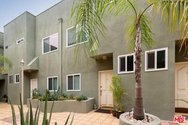 10926 Moorpark St #17, North Hollywood, CA 91602 (#20-622576) :: Compass