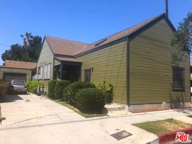 1203 S Centre St, San Pedro, CA 90731 (#20-623110) :: Compass