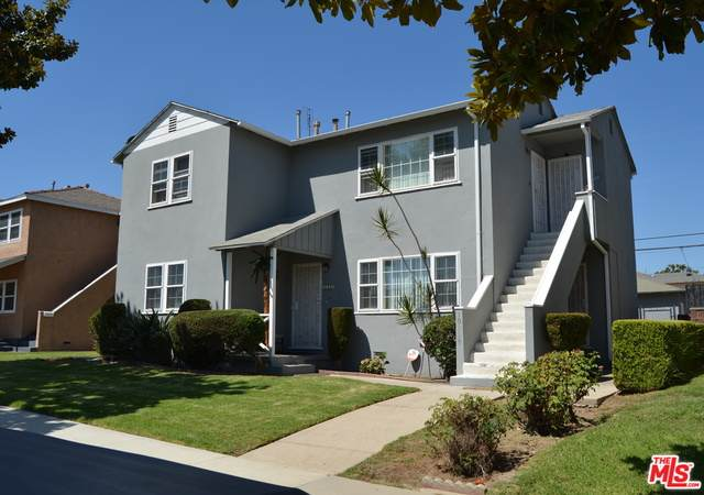 10329 S Gramercy Pl, Los Angeles, CA 90047 (#20-623352) :: Compass