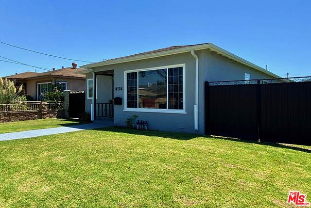 4174 W 149Th St, Lawndale, CA 90260 (#20-623574) :: HomeBased Realty
