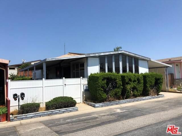 19009 S Laurel Park Rd #88, Compton, CA 90220 (#20-626078) :: Randy Plaice and Associates