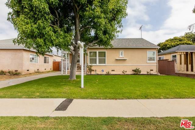 3207 W 152nd St, Gardena, CA 90249 (#20-626814) :: HomeBased Realty