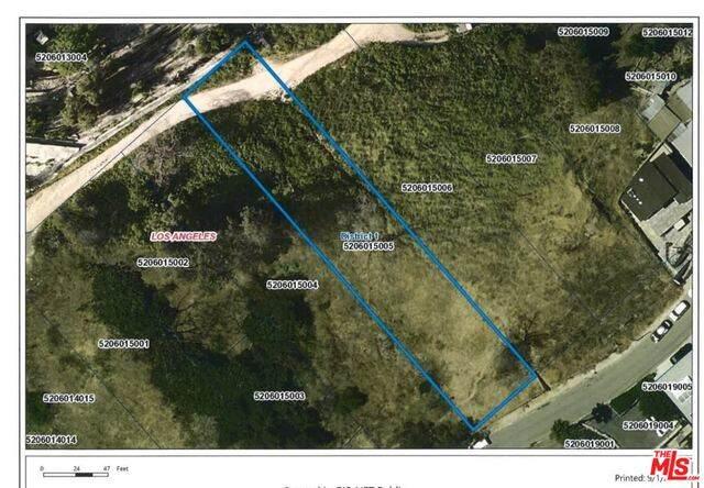 0 Johnston St, Los Angeles, CA 90031 (#20-626966) :: Berkshire Hathaway HomeServices California Properties