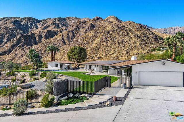 1000 W Coronado Ave, Palm Springs, CA 92262 (#20-627294) :: The Pratt Group