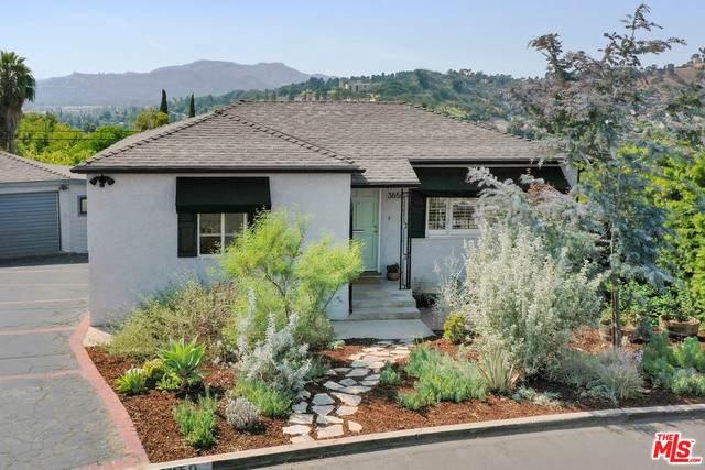3650 Verdugo Vista Ter, Los Angeles, CA 90065 (#20-628322) :: Compass