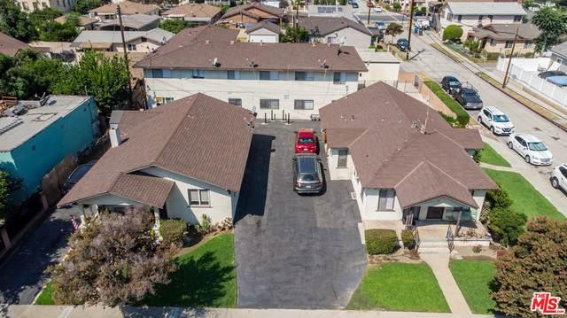 3365 Washington Ave, El Monte, CA 91731 (#20-628604) :: HomeBased Realty