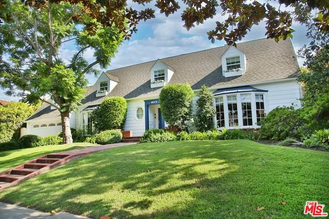 2858 Motor Ave, Los Angeles, CA 90064 (#20-628996) :: HomeBased Realty