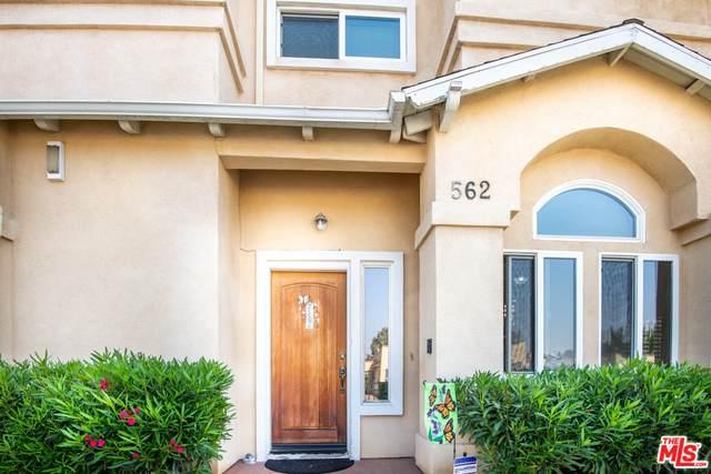 562 W Olive St, Inglewood, CA 90301 (#20-629084) :: HomeBased Realty