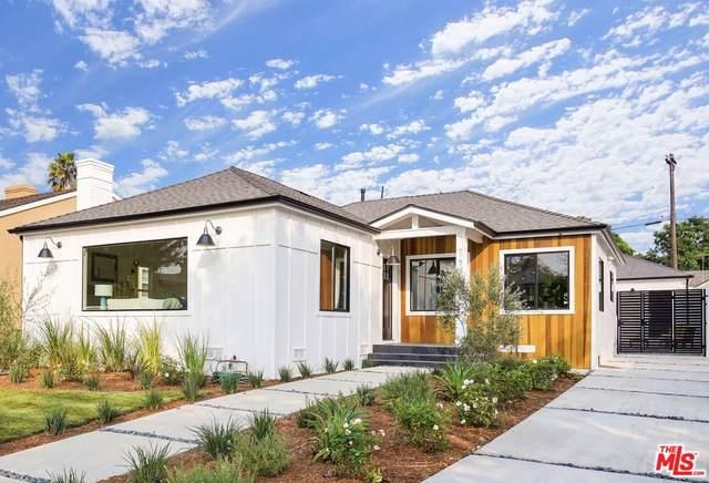 1840 S Hayworth Ave, Los Angeles, CA 90035 (#20-629704) :: Compass