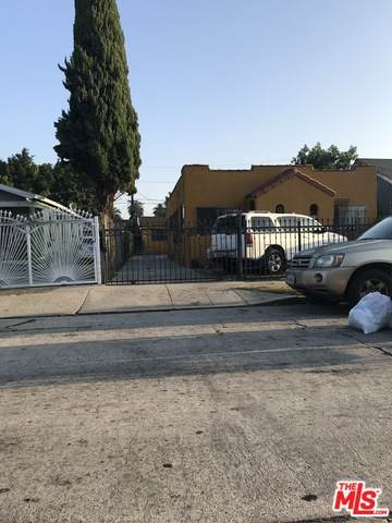 341 W 83Rd St, Los Angeles, CA 90003 (#20-629778) :: Compass