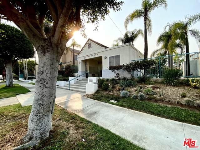 419 E Tamarack Ave #18, Inglewood, CA 90301 (#20-629856) :: HomeBased Realty