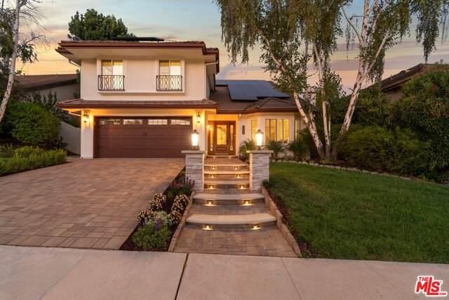 378 Southridge Dr, Oak Park, CA 91377 (#20-630060) :: Lydia Gable Realty Group